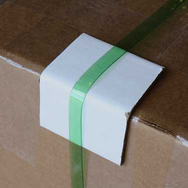 Cardboard Strapping Protectors 2
