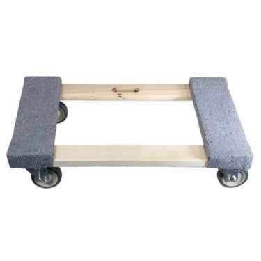 Carpeted Moving Dolly 4