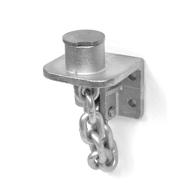 Floor Chain Tiedown - Grade 70 Bolt-On Model