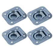 (4 pack) Recessed Pan Fitting w/ Tie Down Rope Ring (5,000 lbs.) image