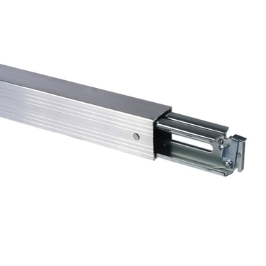 Aluminum Shoring Beam w/ Patented Locking Ends:  Extends 92