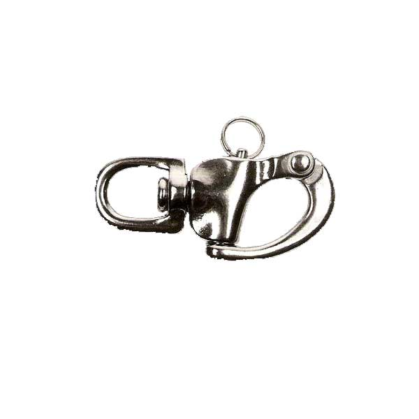 2161 2 3 4 eye swivel snap shackle stainless steel_1_640 wire rigging supplies 9 on wire rigging supplies
