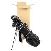 Moving Box for Golf Bags & Golf Clubs: 15'' x 15'' x48