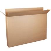 Flat Screen TV Moving Box (50