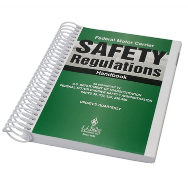 Federal motor carrier safety regulations fmcsr handbook for Federal motor carrier safety regulations