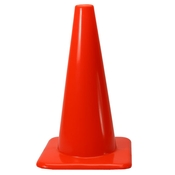 Orange Traffic Cone/Safety Cone: 18