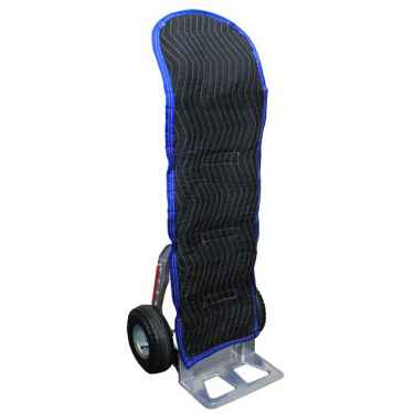 Padded Hand Truck Cover: Round Top