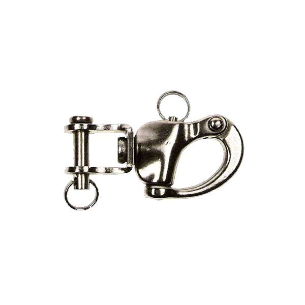 2 3 4 Jaw Swivel Snap Shackle Type 316 Stainless Steel