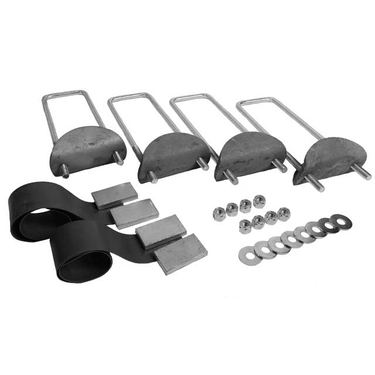 Dyna-Clamp Mounting Kit For Headache Racks - 17