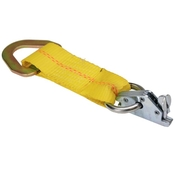Heavy Duty 6'' E Track Rope Tie-Off