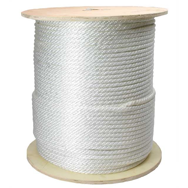Solid Braided Nylon Rope 51