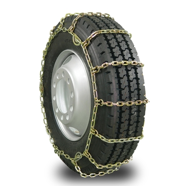 Premium Pewag Single Tire Chain w/ Square Links for  22.5