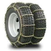 Premium Pewag Dual Tire Chain w/ Square Links for 24.5