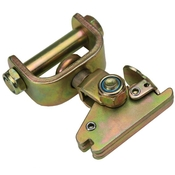 E Track Roller Idler Fitting Assembly