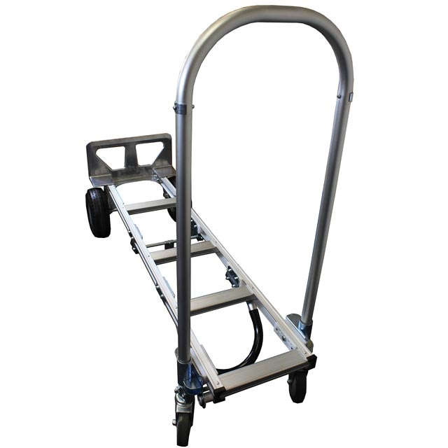 aluminum convertible hand truck click to view 2 more images - Convertible Hand Truck