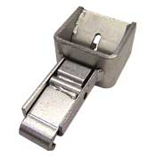 Porta Anchor for Stake Pockets - Inward Offset for Track-Mounted Tarps image