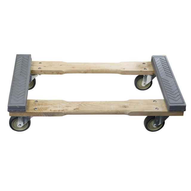 Rubber Cap Moving Dolly: 18