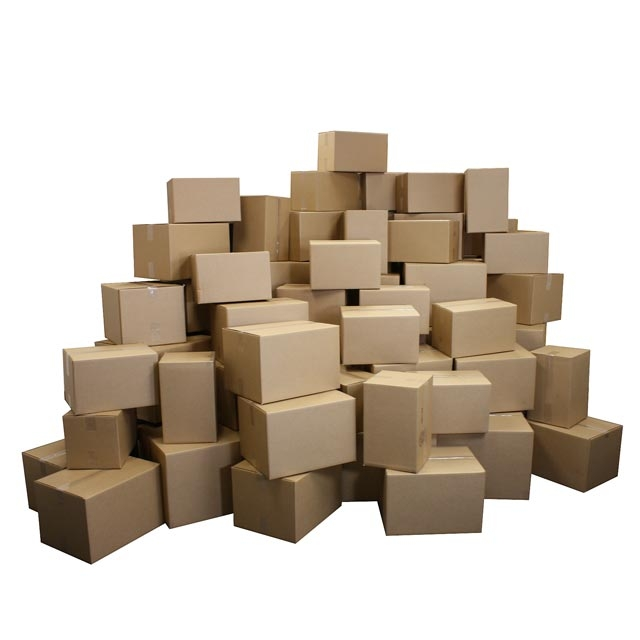 Moving Boxes - 25 Small, 20 Medium, 15 Large & 10 XLarge