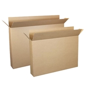 Pack of 2 TV Moving Boxes image