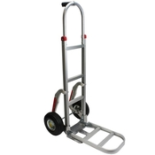 Aluminum Hand Dolly w/ Pneumatic Wheels & Stair Climbers image