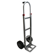 Aluminum Hand Truck Dolly w/ Foam Fill Tires image