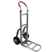 Aluminum Hand Truck with 10