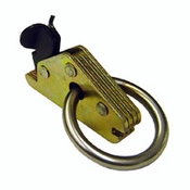 E Track Tie Down W/ Round Ring Heavy Duty