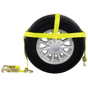 Wheel Bonnet with Swivel Hooks & Ratchet image