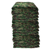 Moving Blankets- Camo Blanket 12-Pack, 65 lbs./dozen image