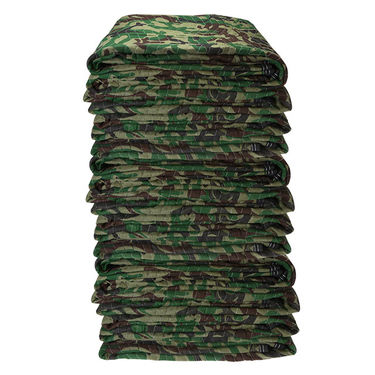 Moving Blankets- Camo Blanket 12-Pack, 65 lbs./dozen
