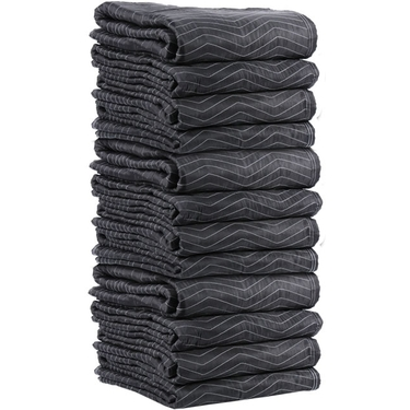 image of 1 dozen Supreme moving blankets