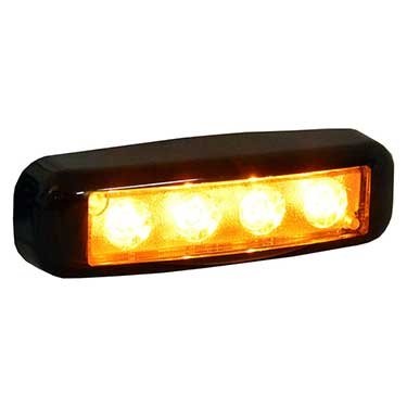 Star Warning Systems Versa Star 4 Diode LED Warning Light