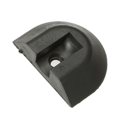 Angled End Cap for Airline-Style L-Track image