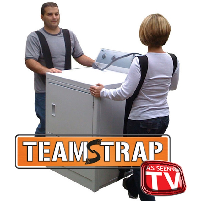 TeamStrap Furniture Moving Lifting Straps Shoulder Lifting Straps - Moving furniture