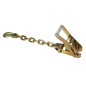 Ratchet with Chain Extension & Clevis Grab Hook image