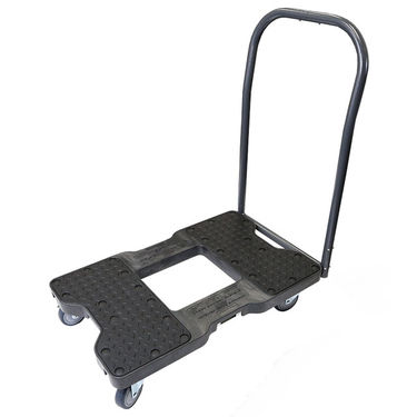 Snap-Loc Moving Dolly Push Bar Platform Truck- 1500 lbs. Capacity