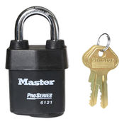 Master Lock® Keyed Alike Padlock: 2-1/8