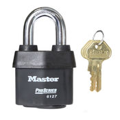Master Lock® Keyed Alike Padlock: 2-5/8