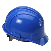Blue Hard Hat - Adjustable image