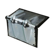 Steel Corner Protector with Rubber Lining image