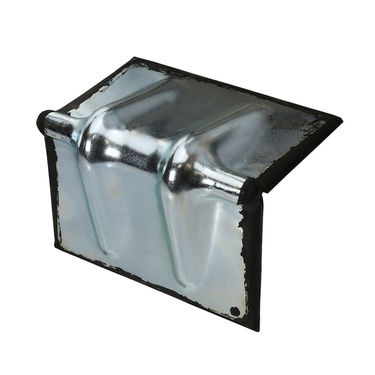 Steel Corner Protector with Rubber Lining