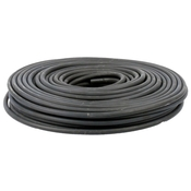 Solid Core Rubber Rope: 7/16