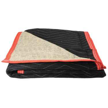 Moving Blankets- Burlap Moving Pad 4-Pack