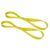 Motorcycle Handlebar Strap (Pair) Yellow image