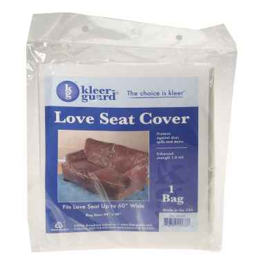 Plastic Love Seat Cover