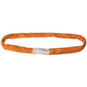 Endless Polyester Round Lifting Sling - 7' (Orange) image