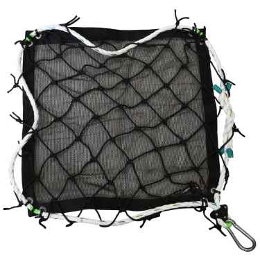 Personnel Safety Net w/ Debris Liner - 25' x 25'