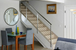 Merveilleux Cable Railing Systems   Stainless Steel
