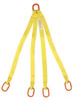 4 Leg Nylon Bridle Slings image