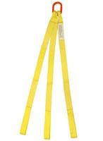 3 Leg Nylon Bridle Slings image